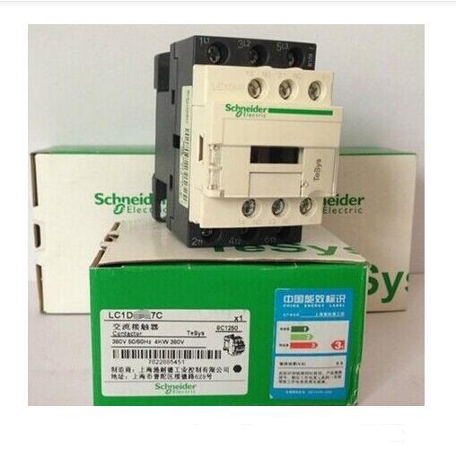 施耐德接触器LC1-D图片2