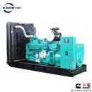 卡迪尔康明斯4B3.9-G2/24kw厂家直销开架全自动房产220vkw380v柴油发电机组KDDC24