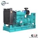 卡迪尔康明斯4BT3.9-G2/30kw实力厂家开架电启动矿场单/三相动力足保修一年发电机KDDC30