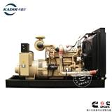 卡迪尔康明斯6BTAA5.9-G2/120kw原装进口开架式低噪音动力足100%全铜无刷发电机组KDDC120