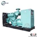 卡迪尔康明斯NTA855-G2A/320kw陕西地区节油王开架式自动化静音发电机价格KDCC320