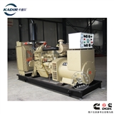 卡迪尔康明斯6CTA8.3-G2/150kw厂家批发静音移动全自动柴油发动机100%全铜免维护骆驼发电机组KDDC150