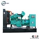 卡迪尔康明斯NT855-GA/220kw医院备用可选配四保护柴油发动机送电瓶发电机组价格KDCC220