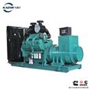卡迪尔康明斯6CTAA8.3-G2/180kw高端配置应急电源户外涡轮增压斯坦福保修一年陕西发电机KDDC180