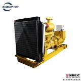 卡迪尔上柴SC4H115D2/60kw西安地区静音厂家直供配四保护发电机全铜无刷上柴发电机组代理商KDSC68