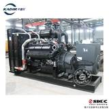 卡迪尔上柴SC4H95D2/50kw陕西地区开架全自动供应上柴发电机租赁单相三相上柴发电机组生产商KDSC40