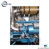 卡迪尔上海东风SY129TD17/135kw移动静音医院备用优质发电机组小型农用配上海斯坦福无刷发电机系列KDSY150