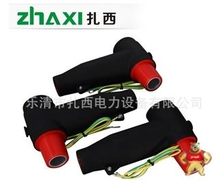 厂商正品 电缆插拔头 10KV欧式电缆后接头120mm 欧式可触摸电缆头JBK-12/630A