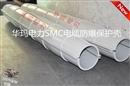 电缆中间头阻燃防爆盒 电缆防爆盒HMFB-ZRSMC-3*300
