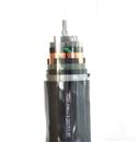 阻燃铝芯电力电缆高压电缆ZR-YJLV22-15KV-3X70