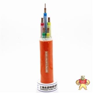 上海防火电缆厂、矿物防火电缆现货BBTRZ-5*10