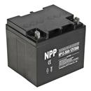 NPP耐普蓄电池 12V38AH NP12-38 ups电源专用免维护铅酸 电瓶