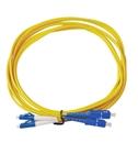 单模 多模 光纤跳线ST SC FC LC 3米光纤收发器 光端机15米