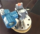 3851型法兰式液位变送器