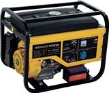 诺克5KW小型汽油发电机单三相电启动