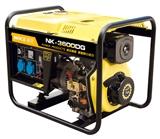 诺克动力3KW小型柴油发电机组220V电启动