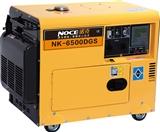 全自动6KW低噪音柴油发电机组ATS自启动