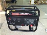 诺克250A电启动汽油发电电焊两用机