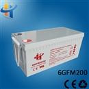 铅酸蓄电池6GFM200
