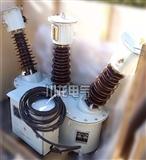 川龙电气JLS-35KV油浸式户外高压电力计量箱非标定制