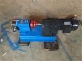 供应3RP3/0.5凸轮转子泵 乳胶泵 食品级糖浆泵3方