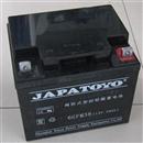 ups电源免维护蓄电池6GFM38东洋蓄电池JAPATOYO12V38AH