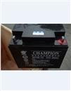 冠军蓄电池12V38AH