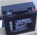 冠军蓄电池12V17AH