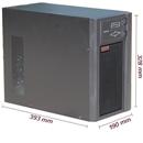 山特UPS不间断电源C3K标机