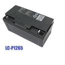 Panasonic松下LC-P1265ST铅酸免维护阀控式蓄电池