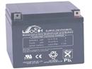 LEOCH蓄电池 DJW12-24 不间断电源 理士12V24AH EPS UPS蓄电池