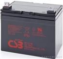 CSB蓄电池 GP12340 12V34AH 免维护电池 船舶 太阳能电瓶ups包邮价格