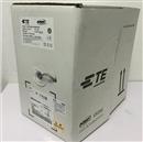 正品 AMP超五类非屏蔽网线 6-219507-4 305米白箱 AMP 网线