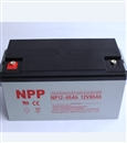 耐普蓄电池12V65AH厂家直销