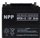 耐普蓄电池12V38AH厂家直销