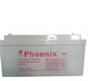 凤凰蓄电池12V65AH厂家直销UPS后备电池