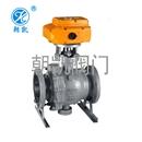 Q947F电动固定球阀,电动球阀,电动固定球阀厂家
