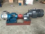 供应NYP型内环式高粘度泵糖浆泵,保温沥青泵4kW