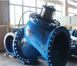 高品质大口径多功能水泵控制阀 金钛厂家直销