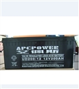 艾佩斯蓄电池12V200AH现货批发