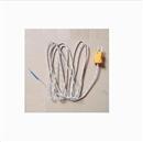 供应5M白色感温线、温度线、5米K型热电偶 、高品质温度线