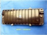 室外微型光缆接续盒/光缆接续包/光缆接线盒,卧式1进1出24/48芯