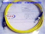 高品质ST/SC/FC/LC等各种接口单模多模光纤跳线,尾纤线,损耗低