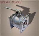 厂家供应DN100不锈钢方球阀