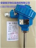 防爆铠装铂电阻Pt100 WZPK-143-B L=240  -200~450 ℃