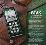 美国DAKOTA MVX腐蚀检测仪 防腐型超声波测厚仪