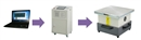 电磁式振动试验机、电磁水平垂直振动试验机、水平振动试验机