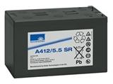 德国阳光蓄电池A412/5.5SR价格