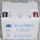 丰日蓄电池6-FM-24 UPS电源用12V24AH蓄电池  原装丰日蓄电池