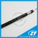 浙江临安厂家直销SYWV-75-9全铜导体96网编织同轴电缆
